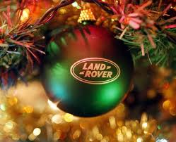 Land Rover New Year